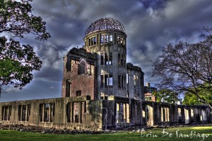 Photo of the Day: HDR Image of A-Bomb Dome in Hiroshima, Japan