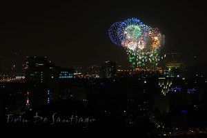 New Year's Eve in Taiwan: Taipei 101 Fireworks and Year 100 Celebration