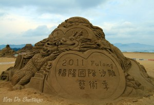 Photo of the Day: Sand Sculpture Festival in Fulong, Taiwan