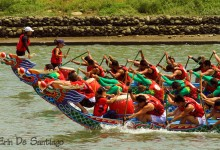 Dragon Boat Races, Taipei, Taiwan