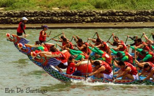 Photo of the Day: 2011 Dragon Boat Festival Races in Taipei, Taiwan