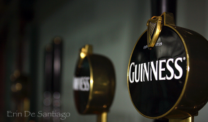 Photo of the Day: Tap Handles at Guinness Brewery in Dublin, Ireland