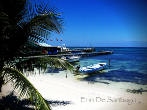Photo of the Day: Beach on Ambergris Caye, Belize