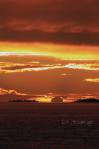 Photo of the Day: Sunset over Fakarava Atoll in French Polynesia