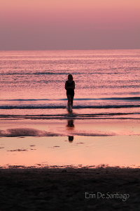 Photo of the Day: Sunrise in Rimini, Italy