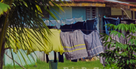 Garifuna Clothing Dangriga, Belize