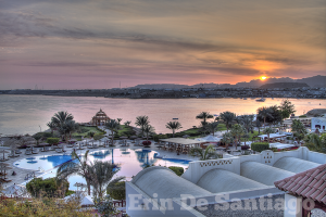 Photo of the Day: Sunset from Sofitel in Sharm el Sheikh, Egypt