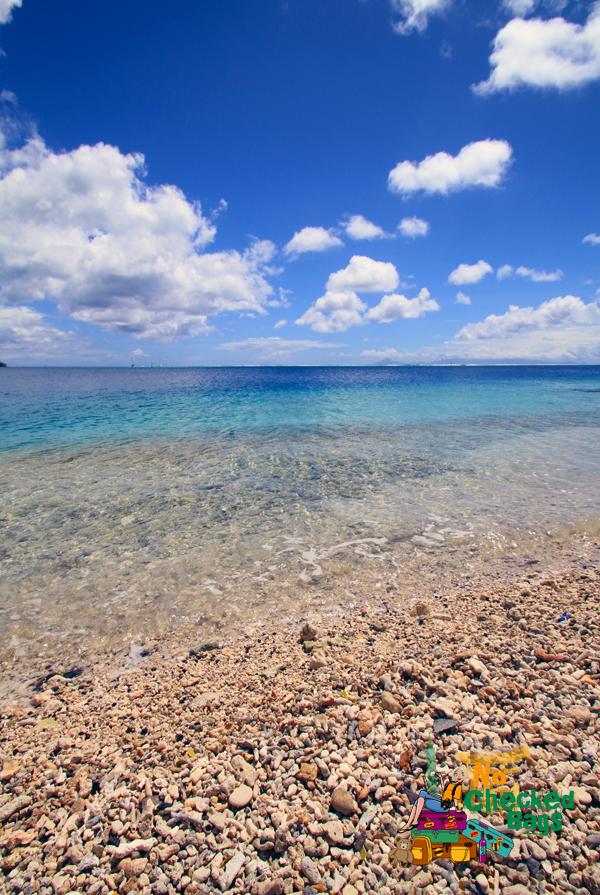 Huahine has pristine beaches
