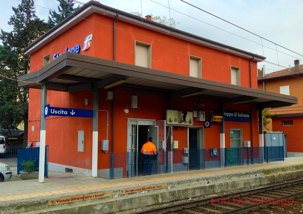 Many train stations outside of the larger cities are tiny and easy to navigate, making travel within Emilia Romagna quite simple.