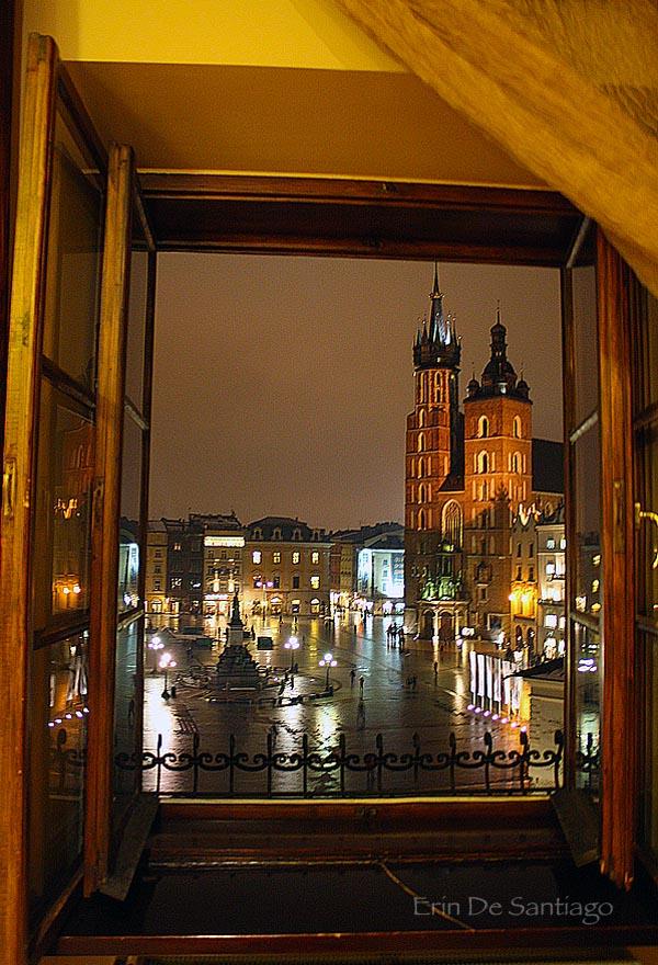 Hotel Wentzl in Krakow, Poland