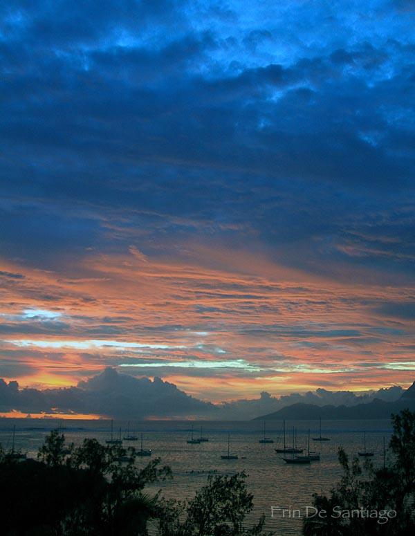 Sunset Sofitel Hotel Papeete, Tahiti