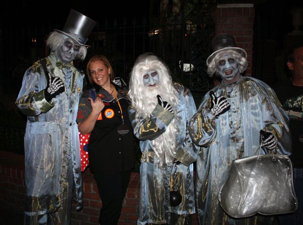 Disney Hitchhiking Ghosts
