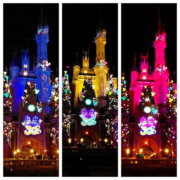 Tokyo Disneyland 30th Anniversary Celebration