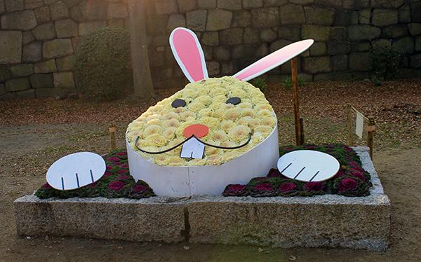 Easter flowers Osaka