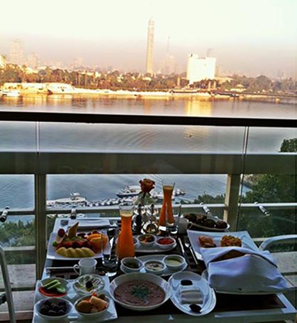Egyptian Breakfast Cairo