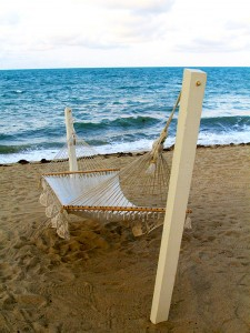 Photo of the Day: Hammock on the beach in Hopkins, Belize