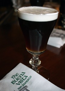 Photo of the Day: Irish Coffee from Buena Vista Cafe in San Francisco