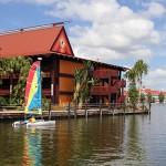 Disney's Polynesian Resort in Orlando, Florida, at Walt Disney World
