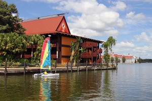 Photo of the Day: Disney's Polynesian Resort in Orlando, Florida