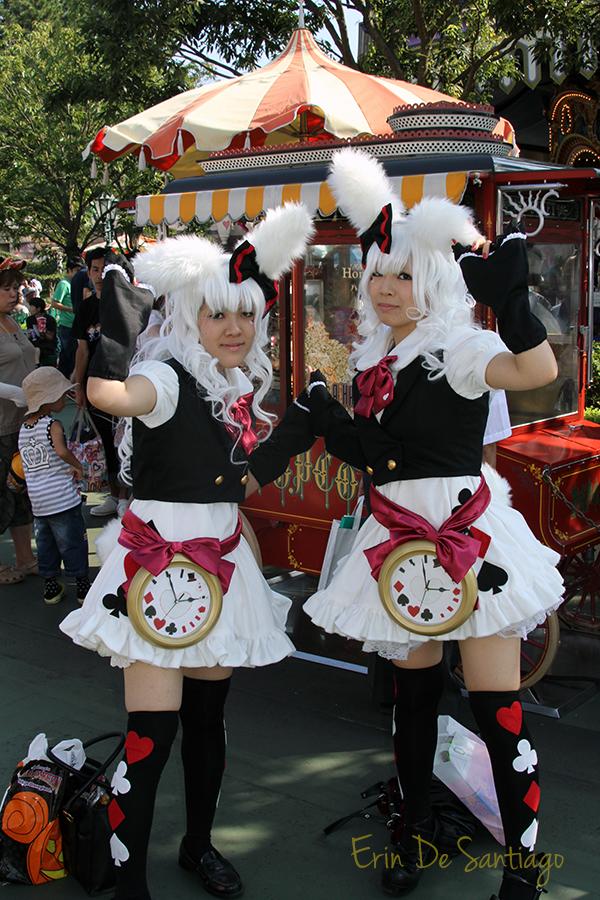 Halloween Tokyo Disney