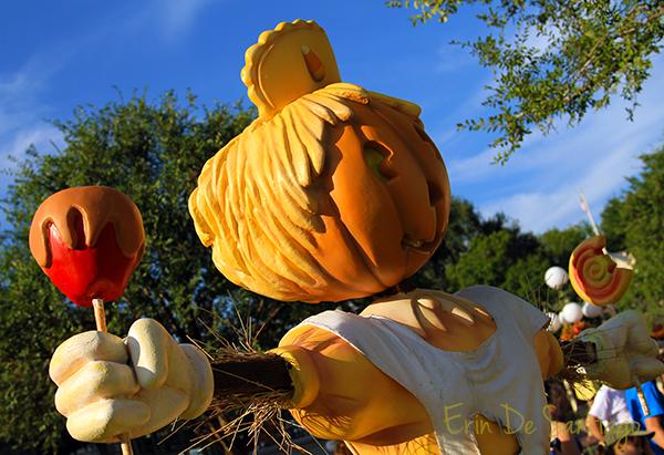 Walt Disney World at Halloween
