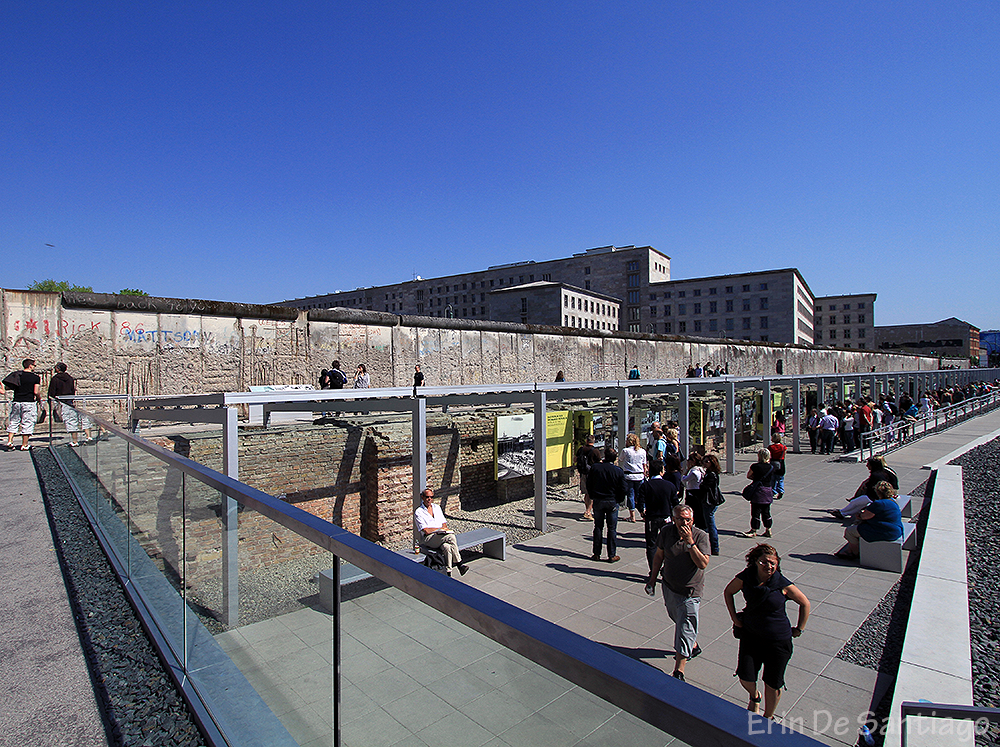Berlin Wall Memorial and Museum
