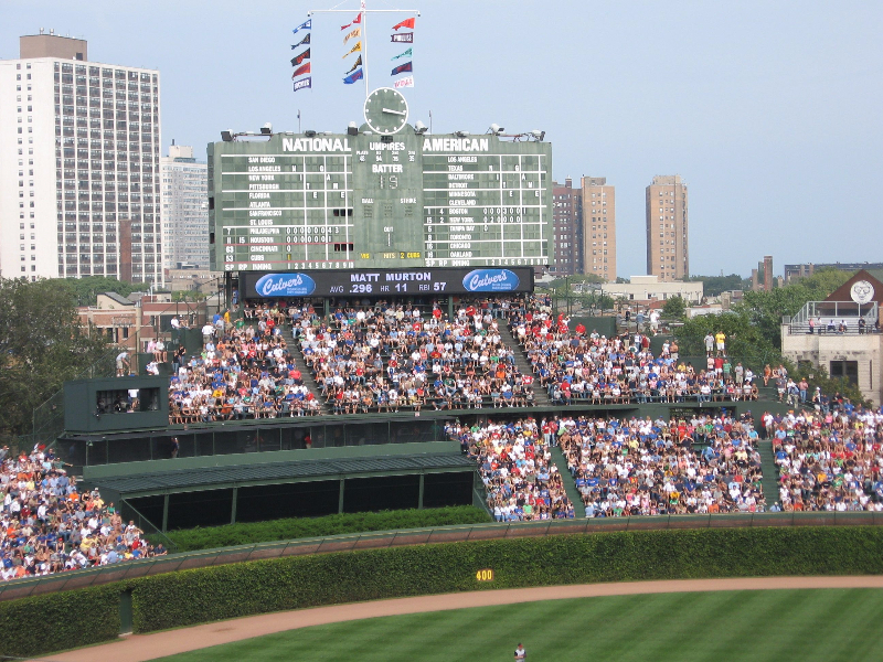Exploring Chicago: A Visit to Wrigley Field