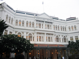 Why You Should Visit the Raffles Hotel in Singapore